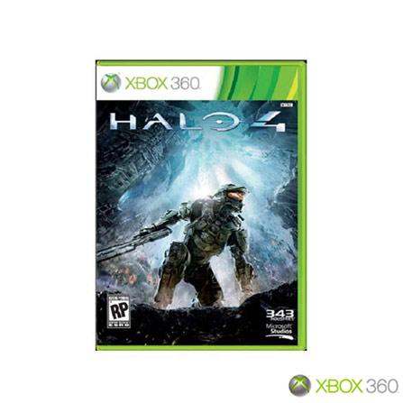 Jogo Halo 4 para Xbox 360 - MSHALO4 # fastshop