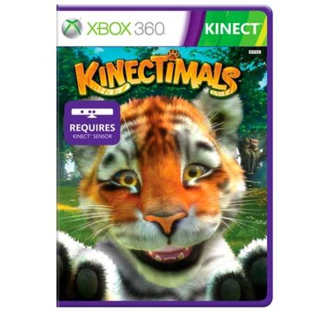 Jogo Kinect Kinectimals para  Xbox 360 - Microsoft