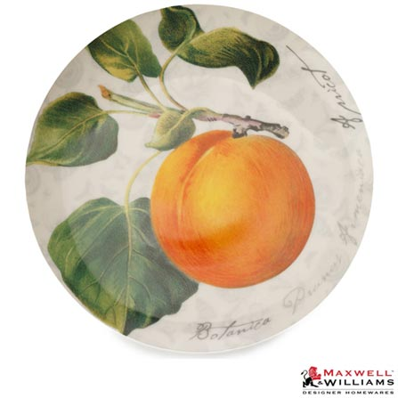 Prato de Sobremesa 19 cm - Damasco - Maxwell & Williams