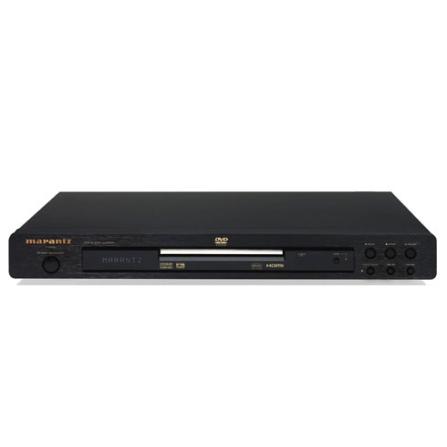 DVD Player de Alta Definição com Conexão HDMI / Progressive Scan / Dolby Digital Decoder / DivX Ultra - Marantz - DV3002, VD