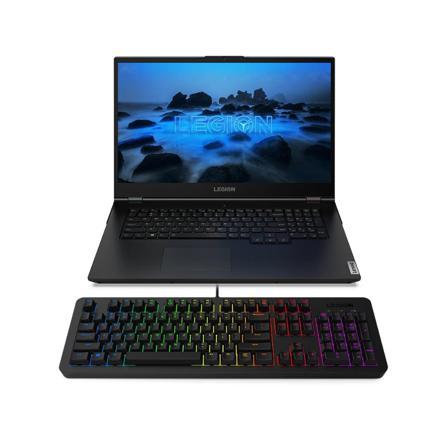 """Notebookgamer - Lenovo 82cf0005brt I7-10750h 2.60ghz 8gb 128gb Ssd Geforce Rtx 2060 Windows 10 Home Legion 5i C/ Teclado 15,6"""" Polegadas"""