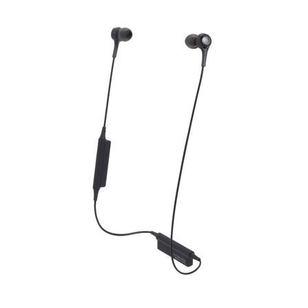 Fone de Ouvido Intra-auricular Preto Audio Technica Ath-ck200btbk
