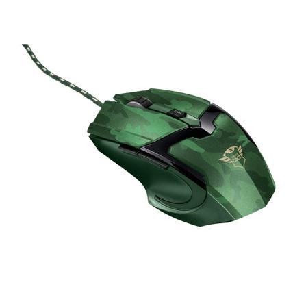 Mouse Usb Óptico Led 4800 Dpis Gxt101d Trust