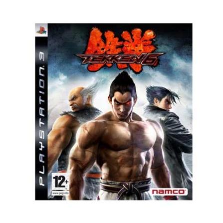 Jogo Tekken 6 para PS3 - TEKKEN6