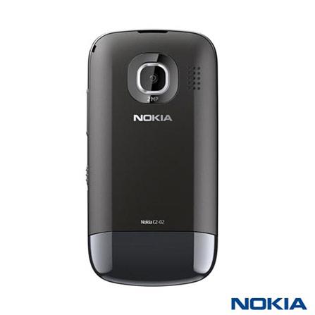 Celular Nokia Asha 202 Dual Chip com Display de 2.4