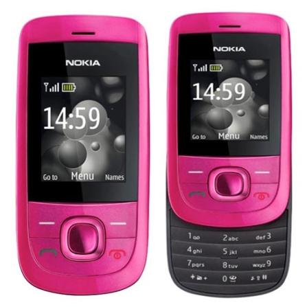 Celular Desbloqueado com Rádio FM, Câmera Nokia