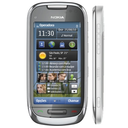 Smartphone Nokia C7-00
