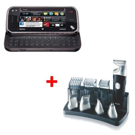 Smartphone Nokia N97 Mini + Kit Aparador Philips
