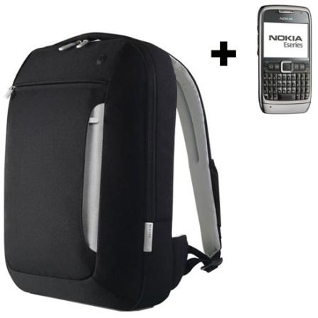 Smartphone E71 Wi-Fi / GPS Nokia + Mochila Belkin