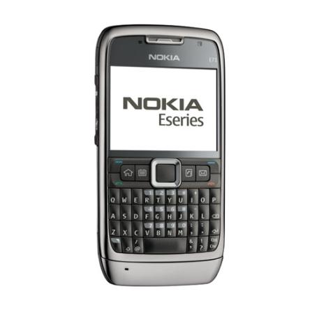 Smartphone 3G E71, QWERTY, E-mail,Wi-Fi, GPS Nokia