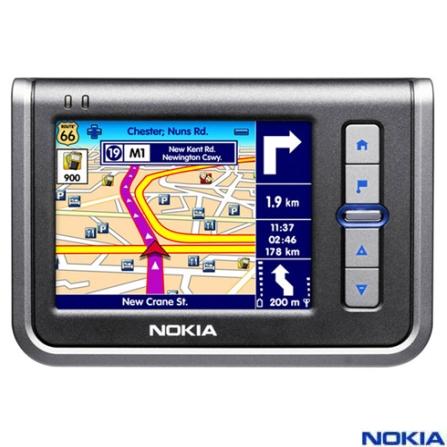 Navegador GPS N330 com Mapas do Brasil / MP3 Player / Visualização de Vídeo e Fotos / Tela de 3,5