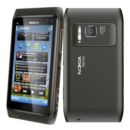Smartphone N8,3.5