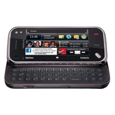 Celular 3G N97 Mini c/Câmera 5MP e Bluetooth Nokia