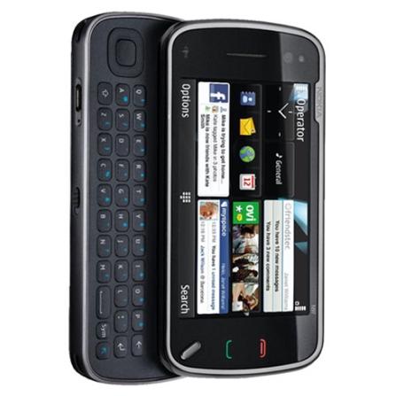 Celular 3G N97 Touch Screen/Wi-Fi Nokia