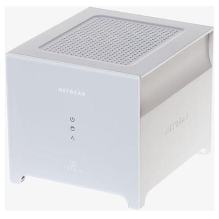 Storage Central (1000Mbps) / Suporta 2 discos SATA / Exclusivo para sistemas operacionais Windows - Net Gear - SC101TNA