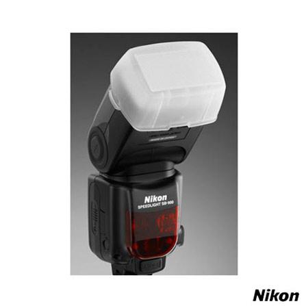 Flash Speedlight SB900 para Câmera Digital Nikon Profissional e Semi Profissional, Bivolt, Bivolt, 24 meses