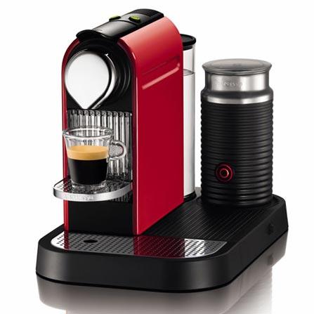 Cafeteira Espressa Automática Citiz - Nespresso