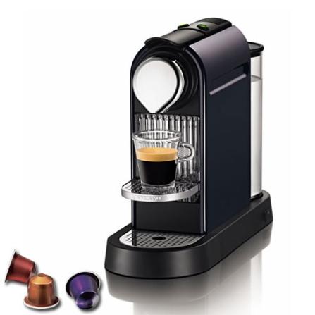 Cafeteira Espressa Automática Citiz Nespresso, 110V