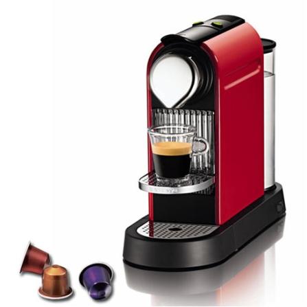 Cafeteira Espressa Automática Citiz+Kit Nespresso, 110V