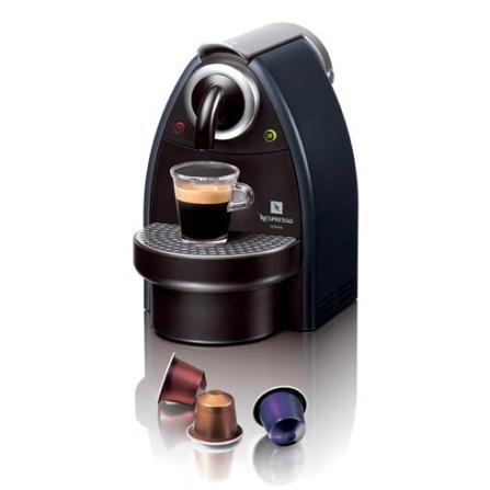 Cafeteira Espressa Manual Slate com  19Barrs de Pressão, Cor Azul Escuro - Nespresso - C90SLATE + Kit Boas Vindas, 110V