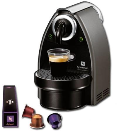 Cafeteira Espressa Automática Essenza C100 Titanium + Kit Boas Vindas - CJC100TKITB