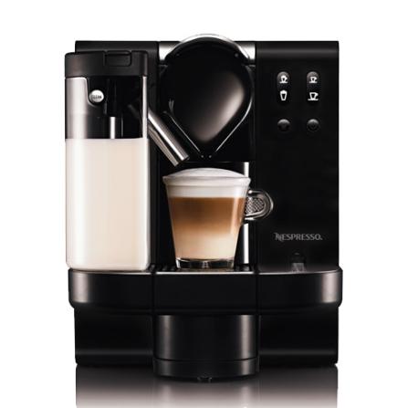 Cafeteira Espressa Automática Lattissima Nespresso