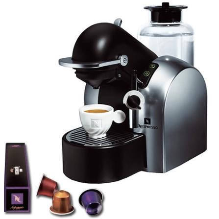 Cafeteira Espressa Automática Concept D290 / Titanium + Kit Boas Vindas - Nespresso - CJTD290_3031, 110V