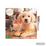 Jogo Nintendogs + Cats para Nintendo 3DS