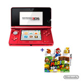Console Nintendo 3DS + Jogo Mario 3D Land