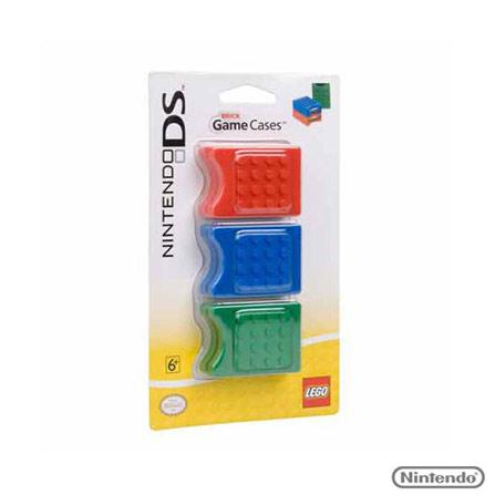 , Não se aplica, Capas, Cases e Mochilas, Nintendo DS, 03 meses