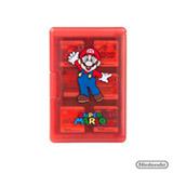 Case 24 Games Mario
