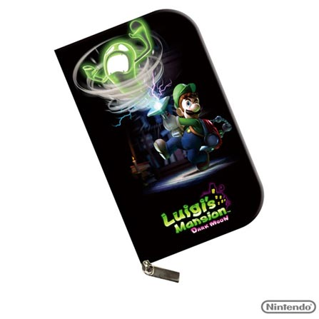 Luigi's Mansion: Dark Moon para Nintendo 3DS + Cas