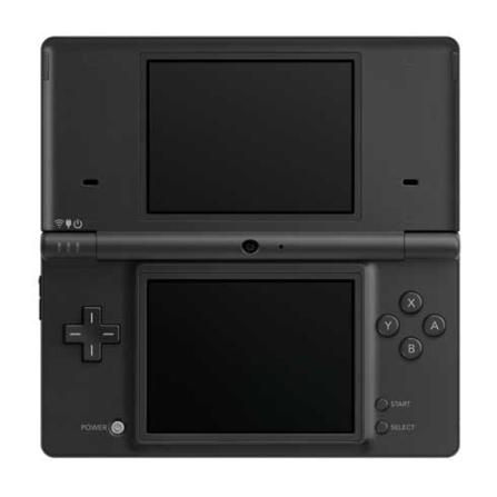 Nintendo DSI Preto, GM