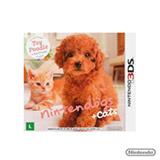 Jogo Nintendogs + Cats: Toy Poodle para Nintendo 3DS