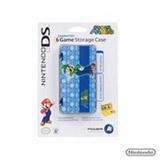 Estojo Proteção p/ 6 cartões dejogo p/ Nintendo DS