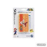 Estojo de Proteção p/ 6 cartões jogo Nintendo DS