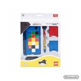 Case Azul Lego Armor Starter para Nintendo DSI