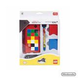 Case Vermelho Lego Armor Starter p/ Nintendo DSI