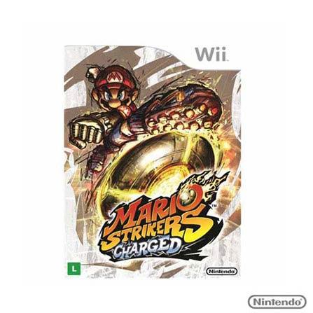 Jogo Mario Strikers Charged para Nintendo Wii, GM, Esportes, Nintendo Wii