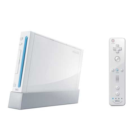 Console WII Branco JD3 1K para Nintendo - WIIWITEJD3