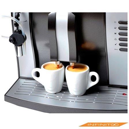 Máquina de Café Espresso Automática Merol 708 Infinito com 20 Bar de Pressão, 110V, 220V