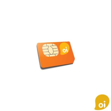 Chip Pré-Pago / DDD 11 - Oi