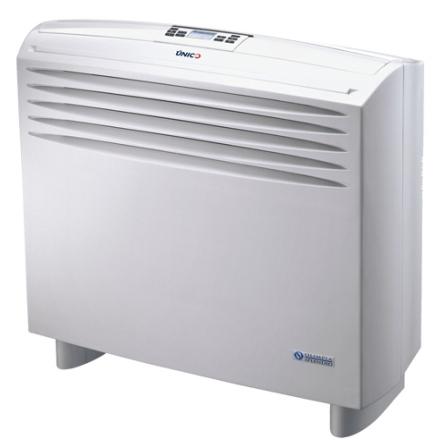 Ar Condicionado Único 10500Btus com Controle Eletrônico de Temperatura, Não tem Unidade Externa, Cor Branca, 110V, 10.500 BTUs, Split, 9.000 a 11.500 BTUs