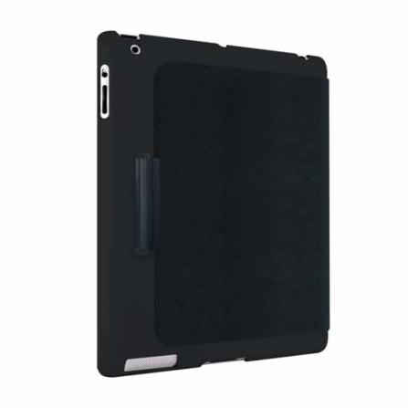 Capa Folio Origame Preto para iPad 3 - Ozaki -