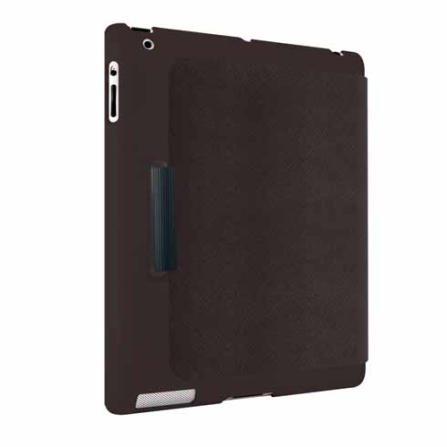 Capa  Folio Origame marrom para iPad 3 - Ozaki - IC501BR