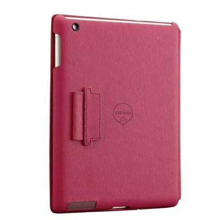 Capa Smart Rosa para iPad 3 - Ozaki - IC510PK