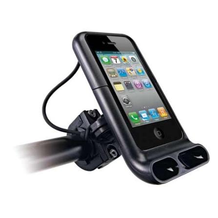 Suporte Veicular de Motocicleta p/ iPhone 4, Ozaki
