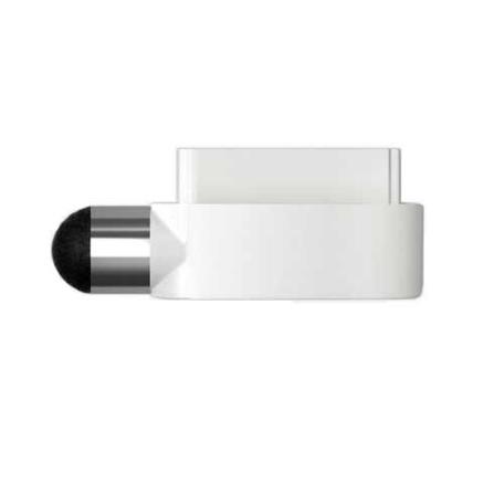 Caneta iStroke S para iPad Ozaki, Branco