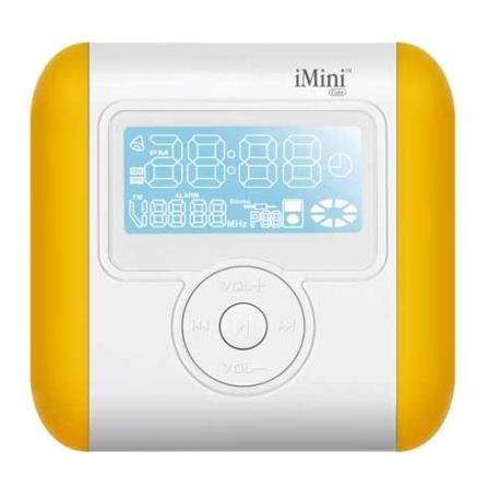 Dock Station para iPod iMini Cute Ozaki portátil