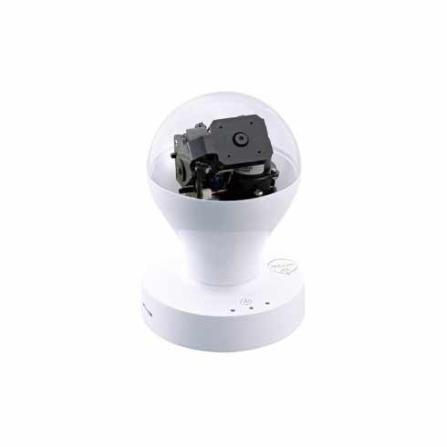 Câmera IP sem fio Branco para iPad - Ozaki - IR001WH
